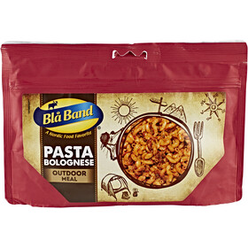 Bla Band Outdoor Meal Pasta Bolognese